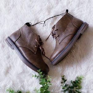 Arizona Jean Company Brown Ankle chukka Kid Boots
